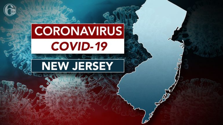 NJ Hits High COVID Transmission Rate, First Time Since April